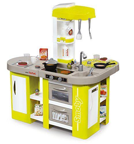 Smoby 311024 Tefal Studio XL Küche. Beidseitig
