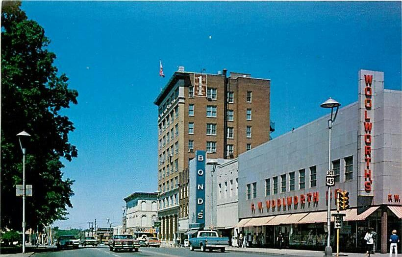 Downtown Jackson In The 70 S Old Photos Photo Jackson