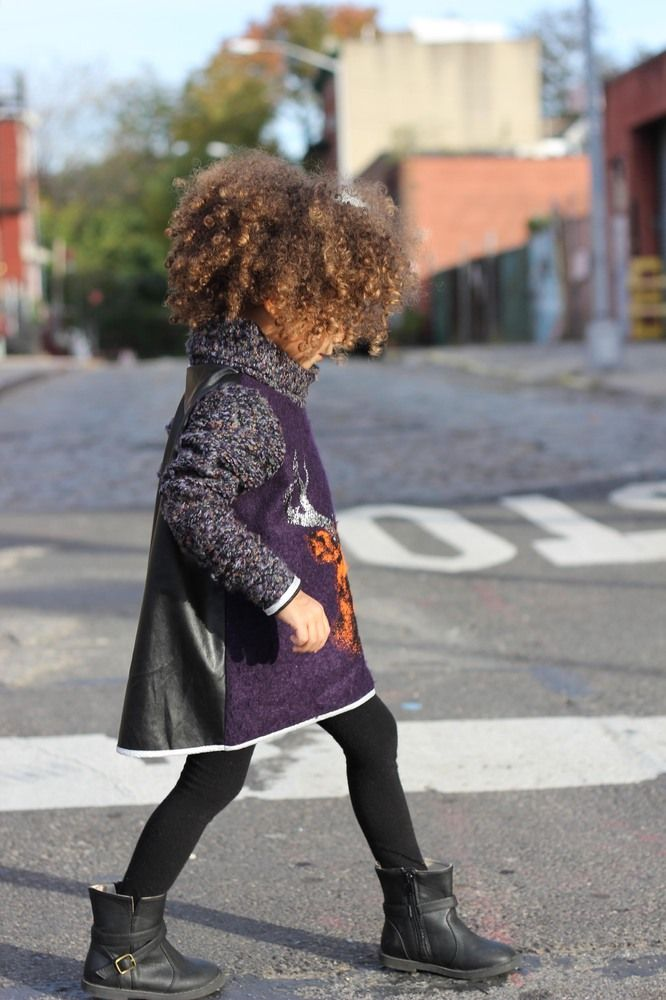 0fa046a75f8b Fierce 3-Year-Old Fashionista Is Taking Instagram By Storm ...