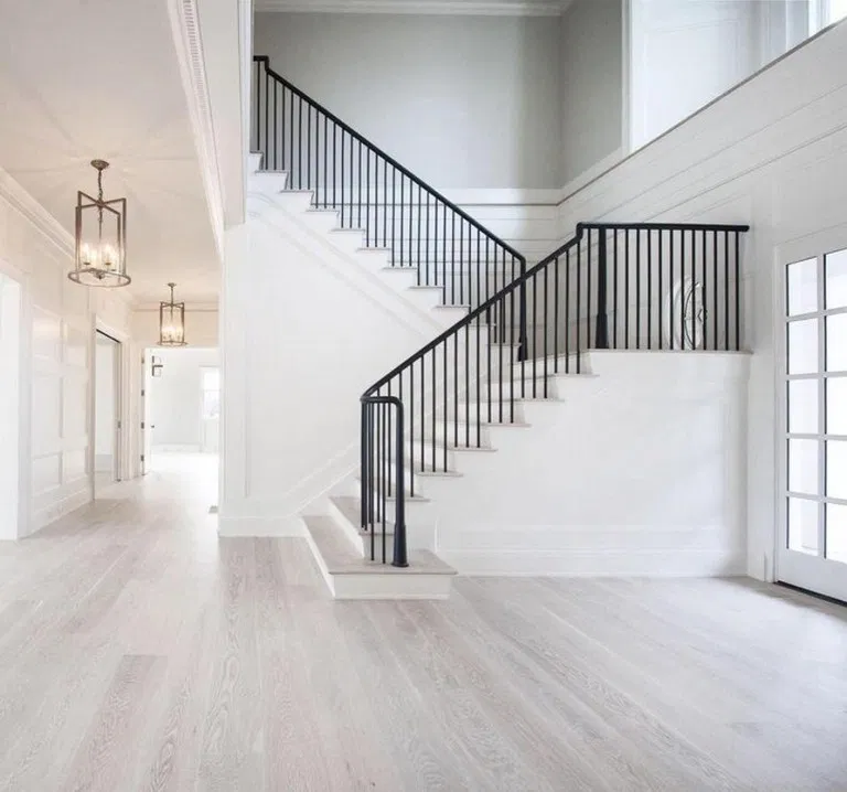 51 Stunning Staircase Design Ideas: 51 New Modern Staircase Ideas For Wonderful Home #stairs