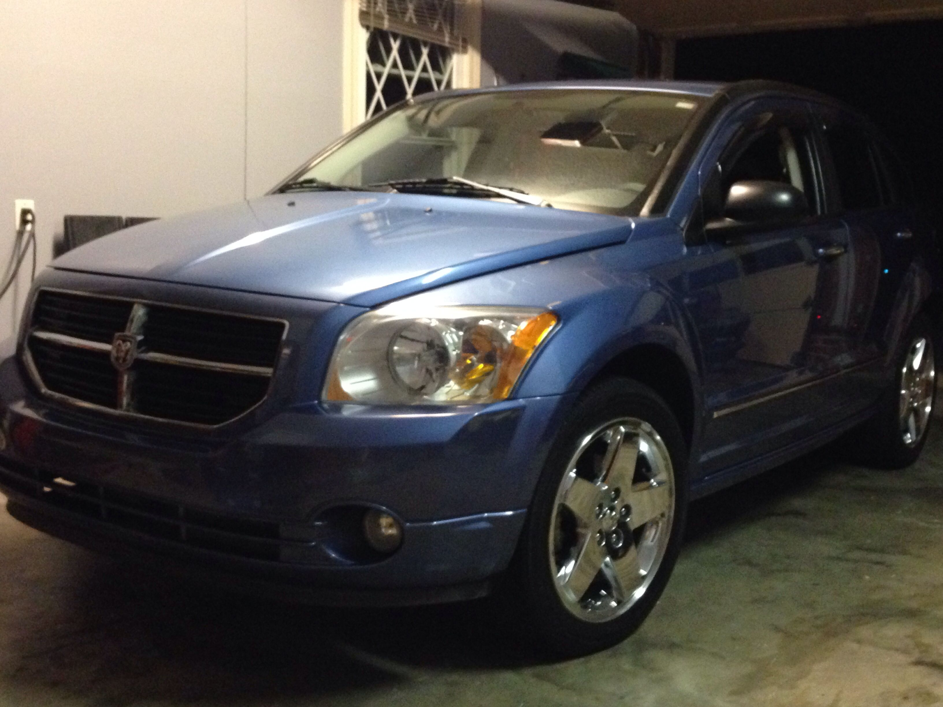 07 dodge caliber r/t awd | my car: care and accessories