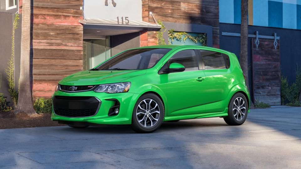 Research The 2018 Chevy Sonic Hatchback With Our Expert Reviews