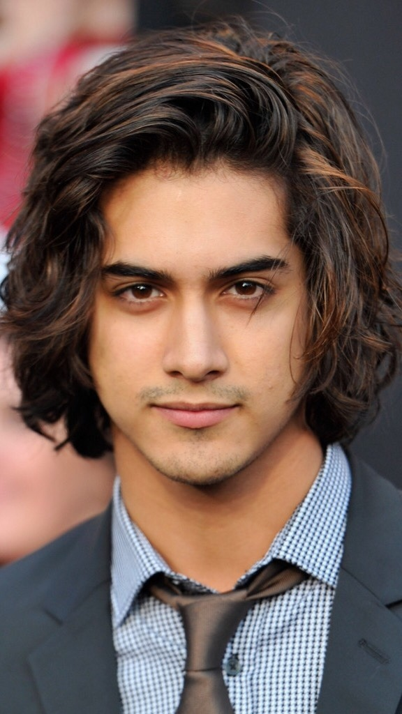 Avan Jogia Tumblr Long Hair Styles Men Round Face Men Boys Long Hairstyles