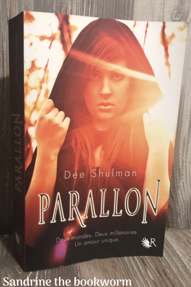 Parallon de Dee Shulman – Sandrine the bookworm