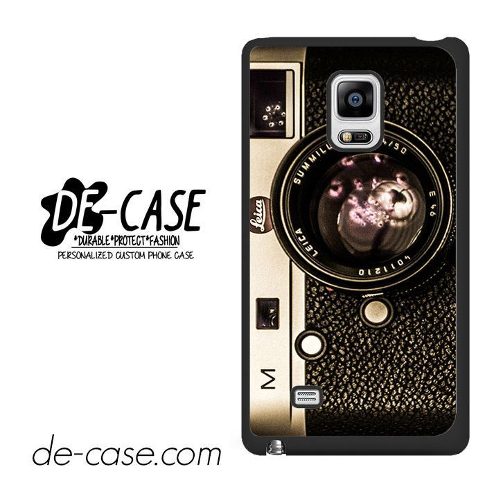 Camera Vintage Leica DEAL-2292 Samsung Phonecase Cover For Samsung Galaxy Note Edge