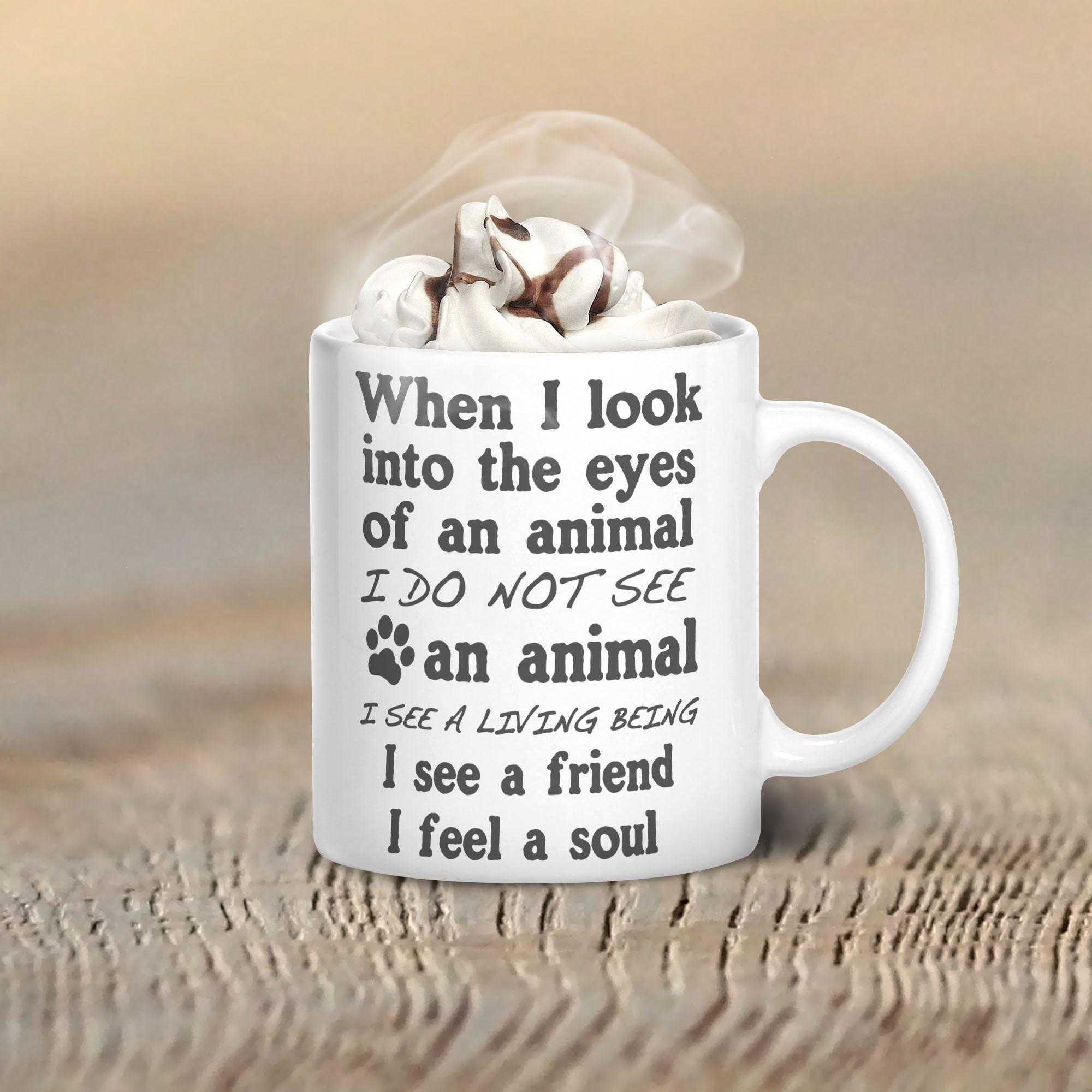 Animal Friend Mug