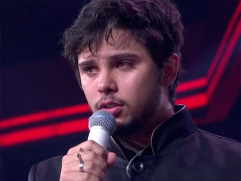 "final do ""The Voice Brasil""   ♥RENATO VIANA♥"