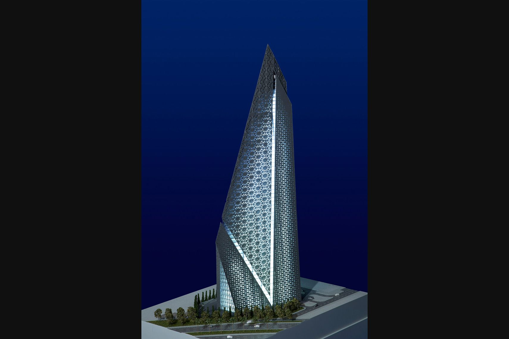 Project : Al Mana Tower | Client : MZ & Partners | Location