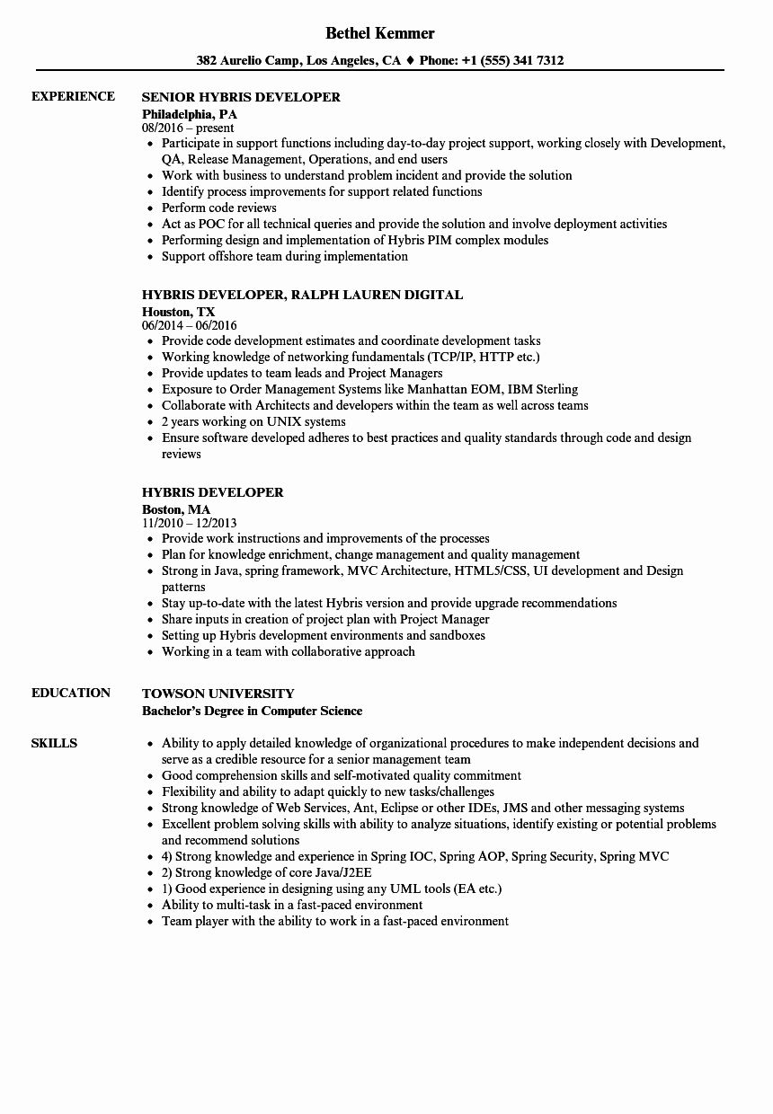 Pin On Resume For Job 2020