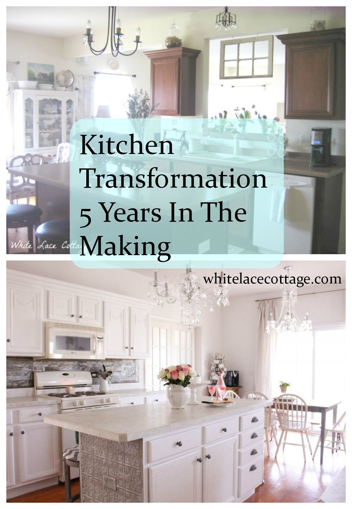Kitchen Process New Counters Looking Back | BHG\'s Best Home Decor ...