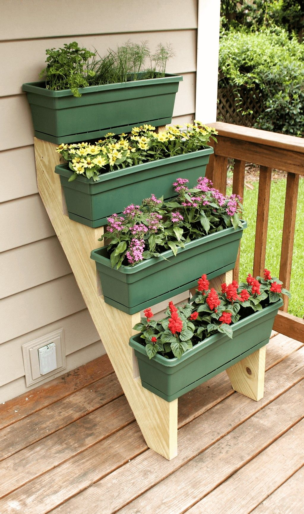 Modern Plant Shelf Ideas For Small Space To see more Visit ...