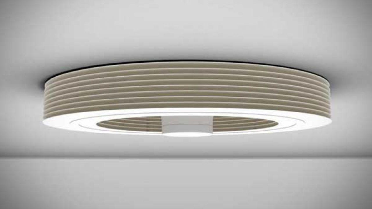 dyson bladeless ceiling fan photo
