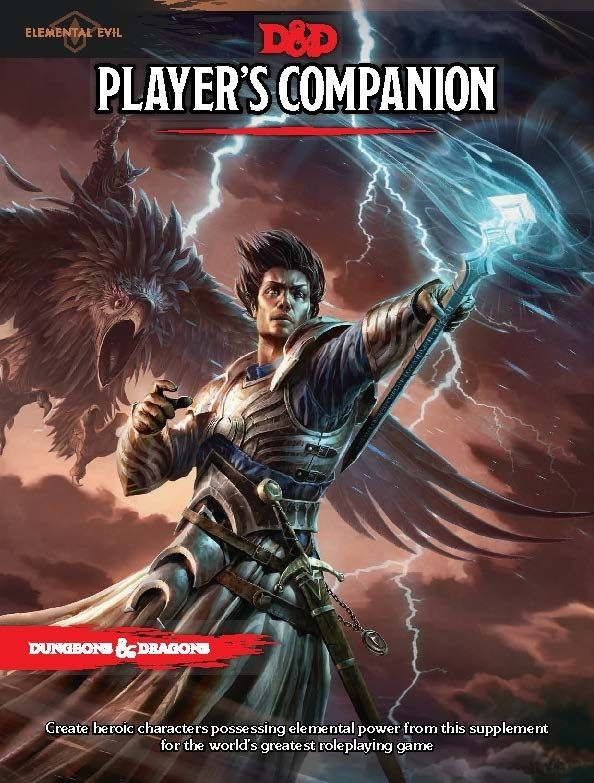 Elemental Evil Player S Companion Free Pdf Dungeons And