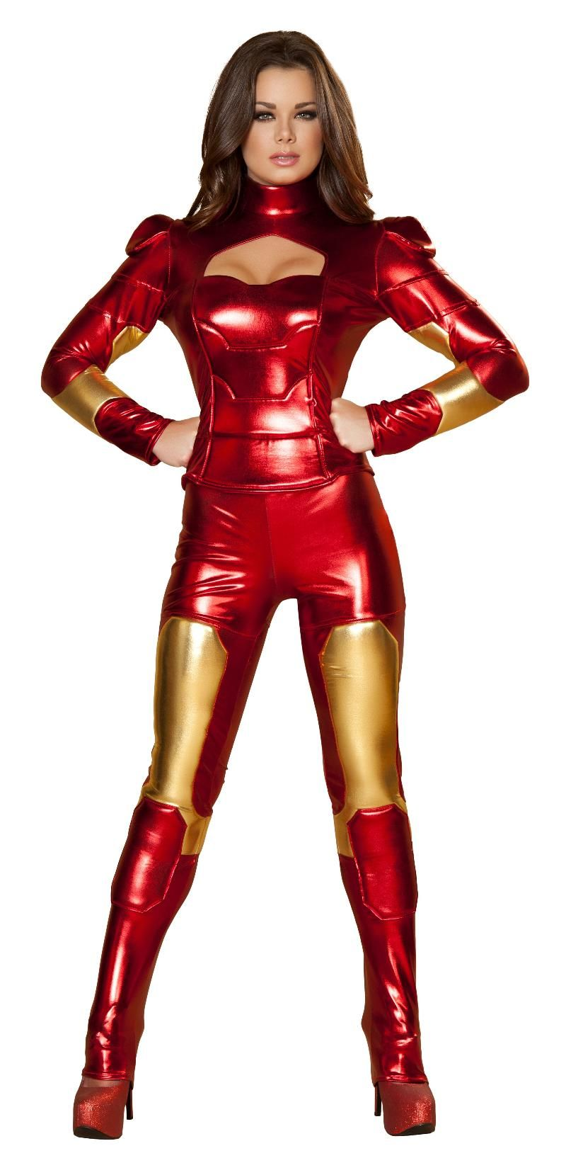 Girls Deluxe Costume Super Hero Halloween Fancy Dress Outfit