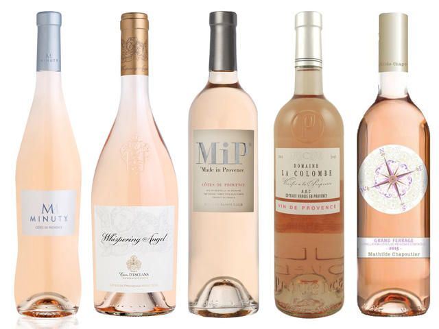 25 Pink Rose Wines to Try - french rose wines