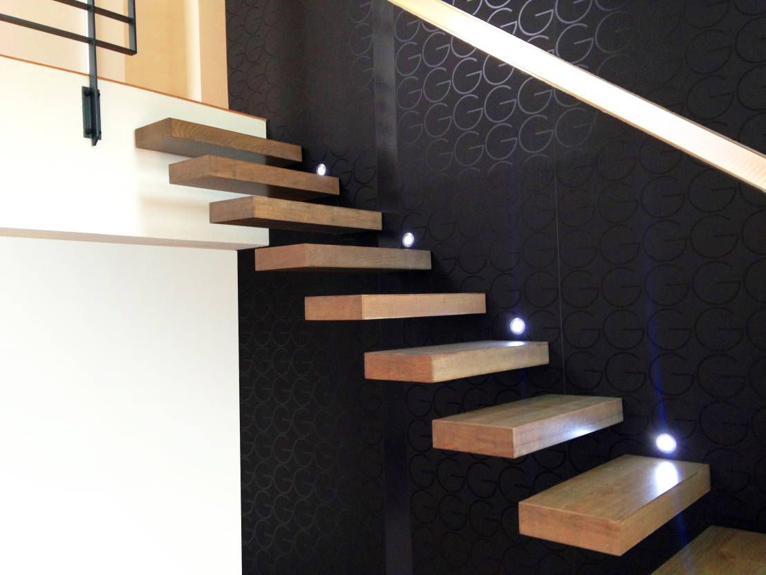 quel escalier convient le mieux ma maison escalier. Black Bedroom Furniture Sets. Home Design Ideas