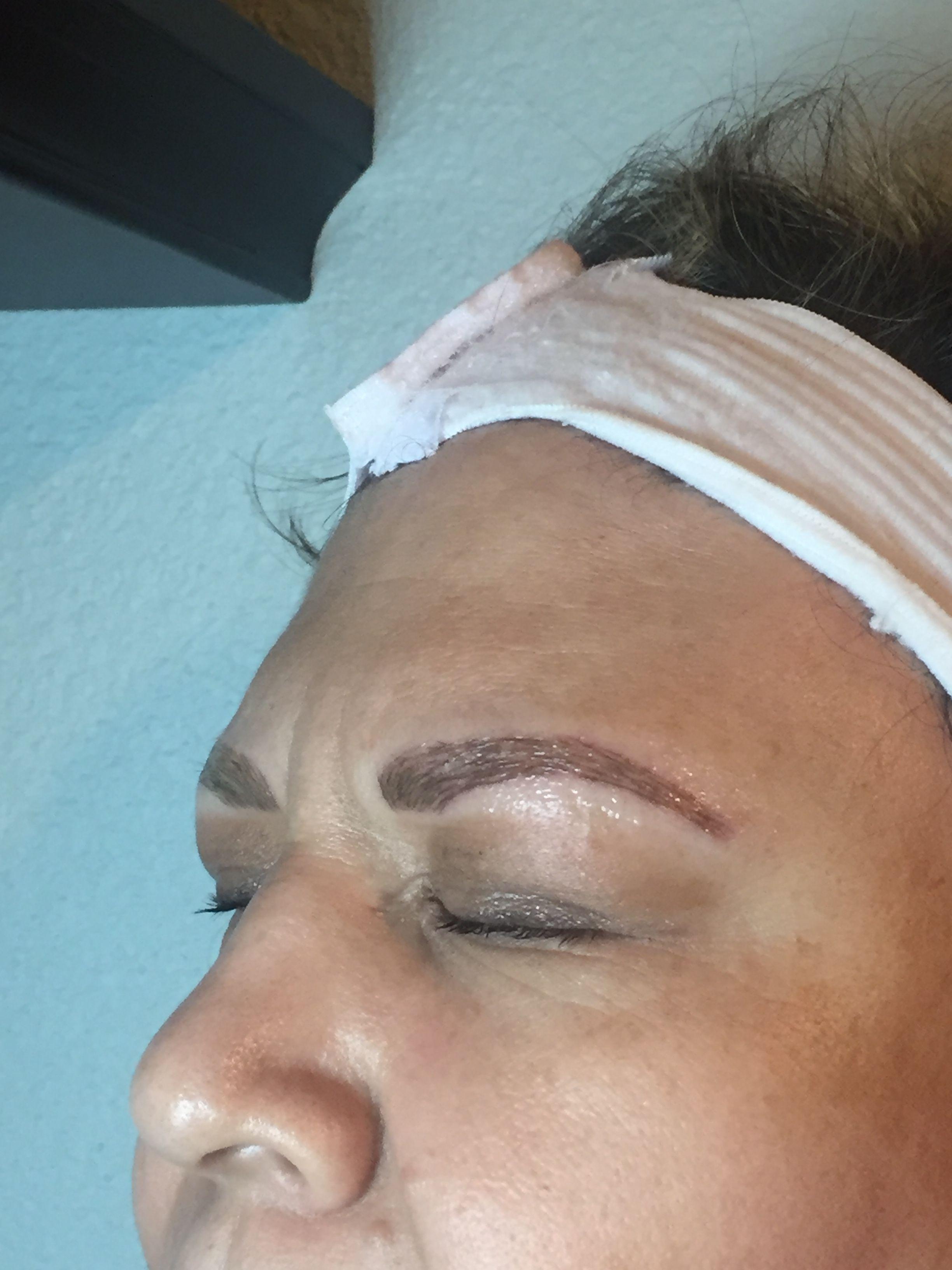 Microblading Microblading, Sleep eye mask, Eyes
