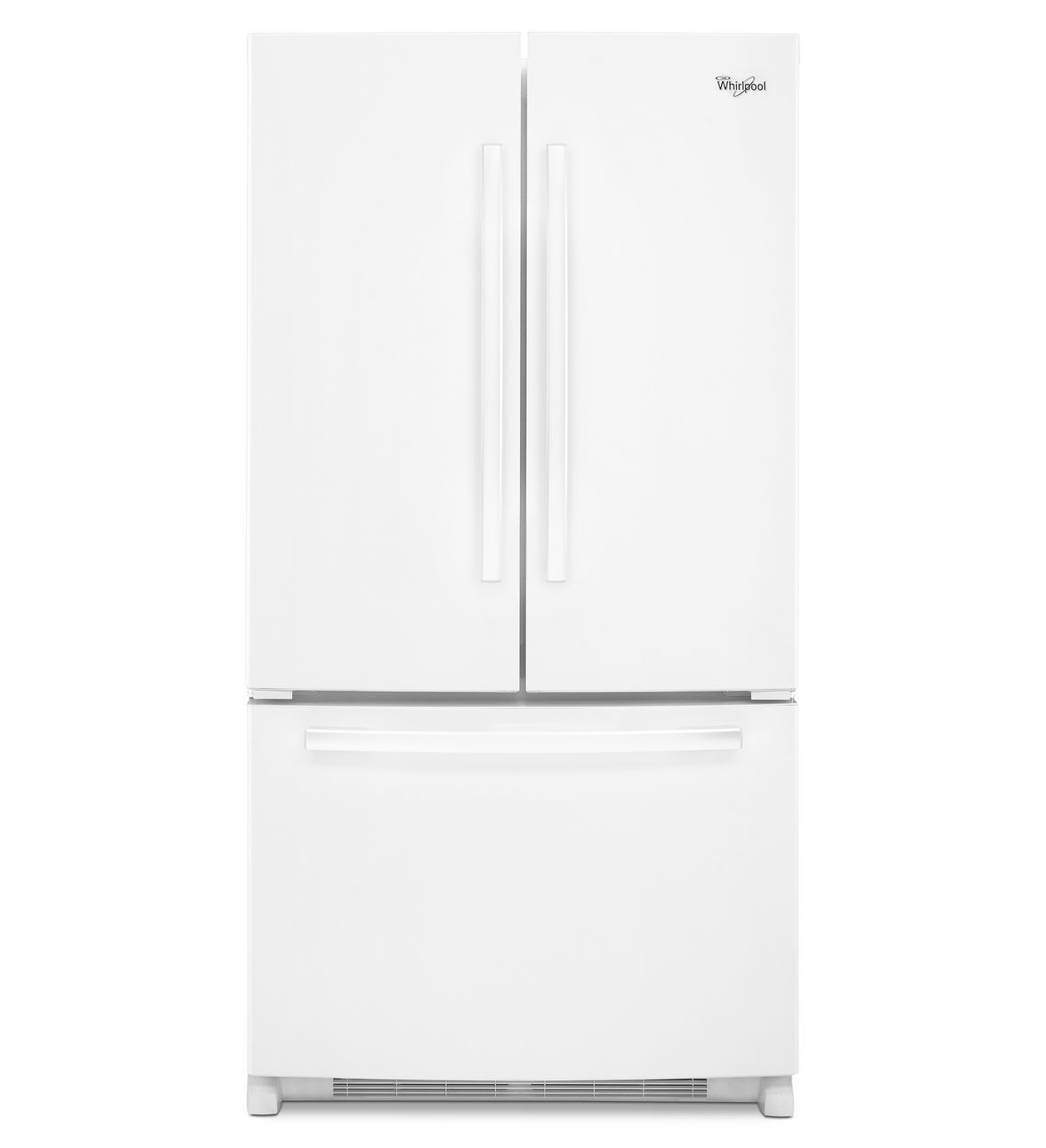 36 Inch Wide Counter Depth French Door Refrigerator With  Temperature Controlled Full Width