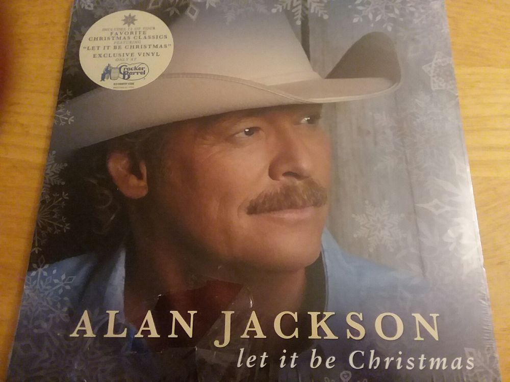 Alan Jackson Let It Be Christmas.Details About Alan Jackson Let It Be Christmas Vinyl Lp
