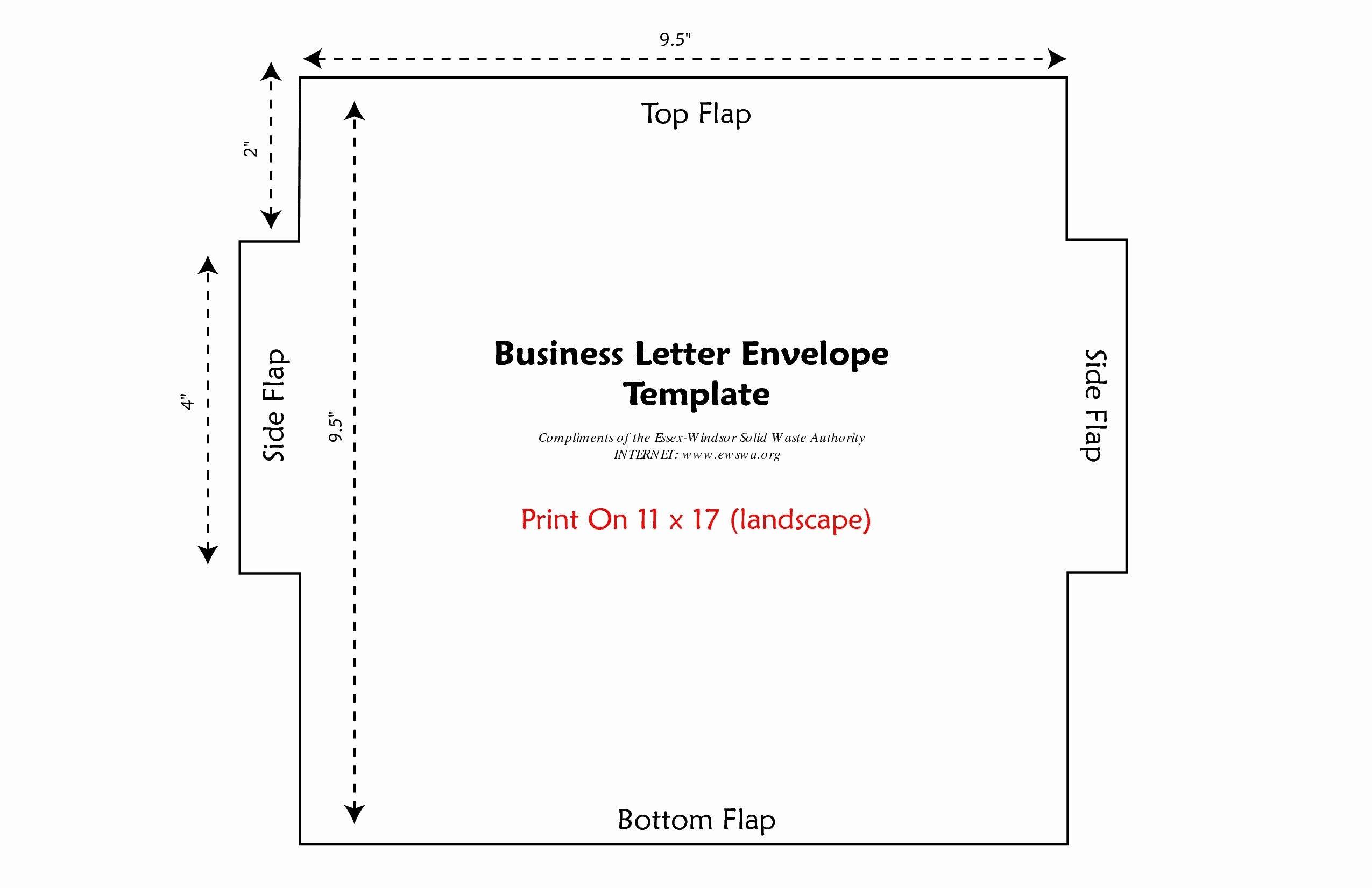 50 A2 Envelope Template Word In 2020 Envelope Template Envelope