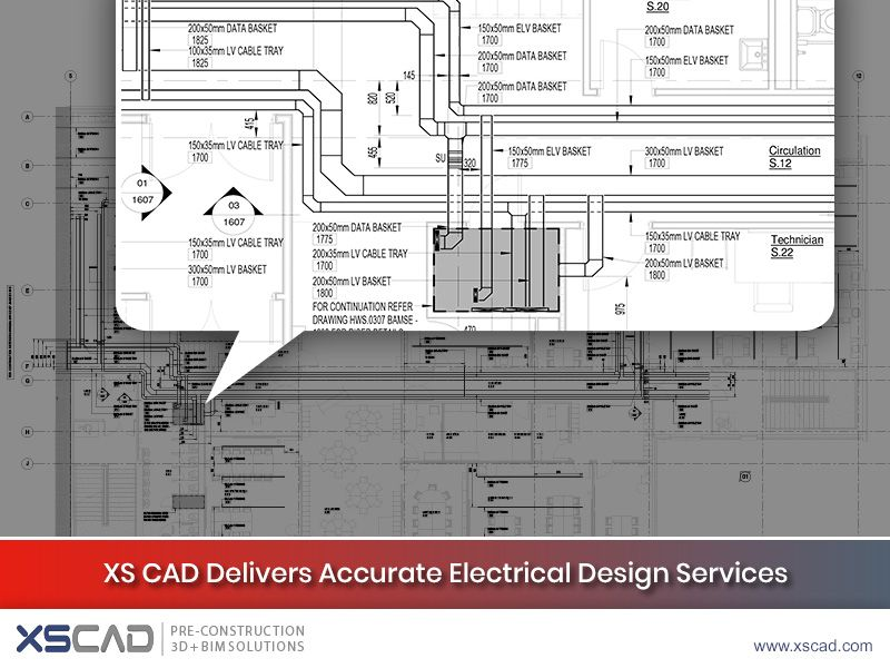 XS CAD has provided electrical design and drawings for ... Electrical Schematic Design on electrical plan design, electrical bid, electrical training, circuit board design, mechanical design, electrical cable design, service design, electrical graphics, electrical piping design, electrical transformer design, software design, electrical wiring diagrams, electrical cad design, electrical box design, electrical system design, electrical power design, electrical installation design, specifications design, electrical layout design, electrical switch design,
