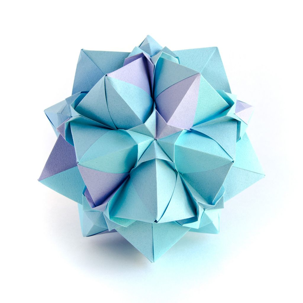 Aura Origami Kusudama Projects Pinterest Diagrams Fwd