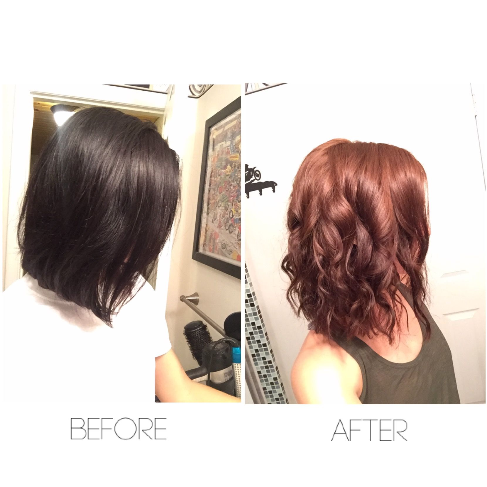 Used Color Oops Hair Color Remover To Strip 8 Years Of Color Out