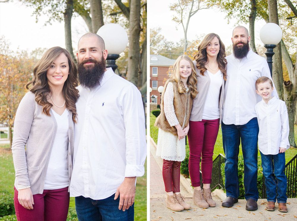 Neutral colors family session katie jaynes photography