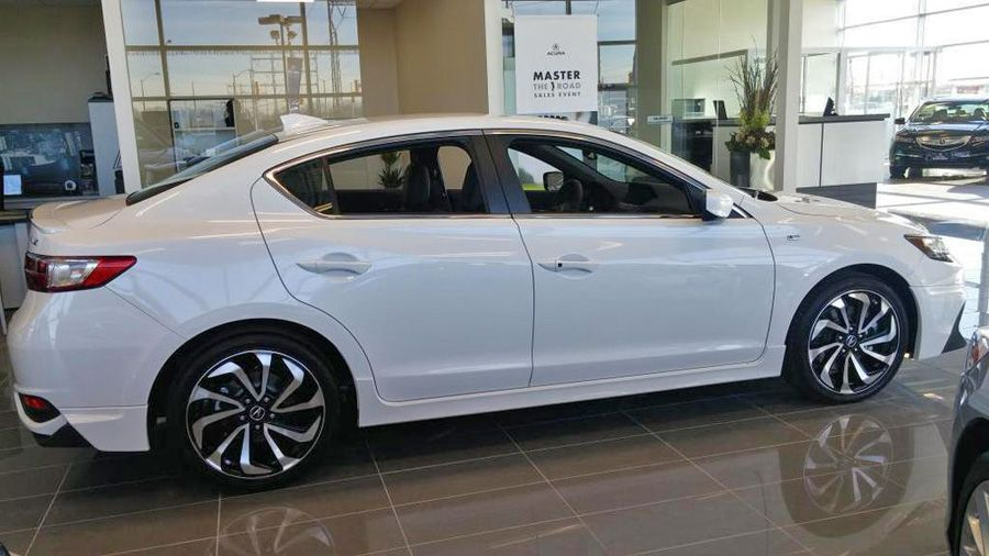Snapshots Of The 2016 Acura Ilx A Spec Aero Kit Connected