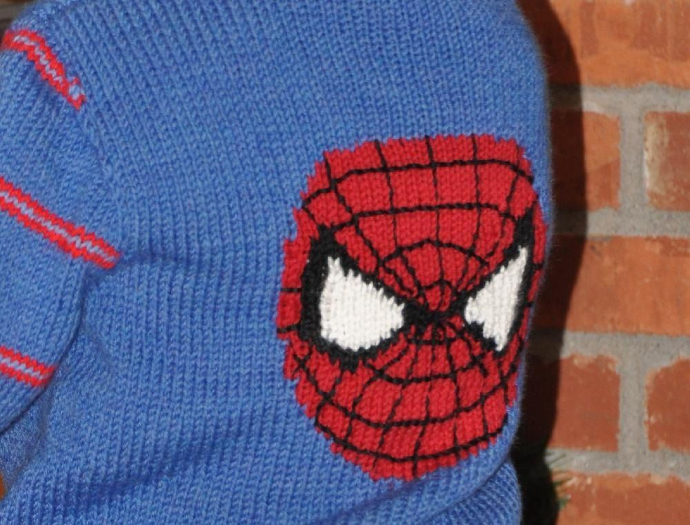 Spider Guy Knit Patterns Spider And Patterns