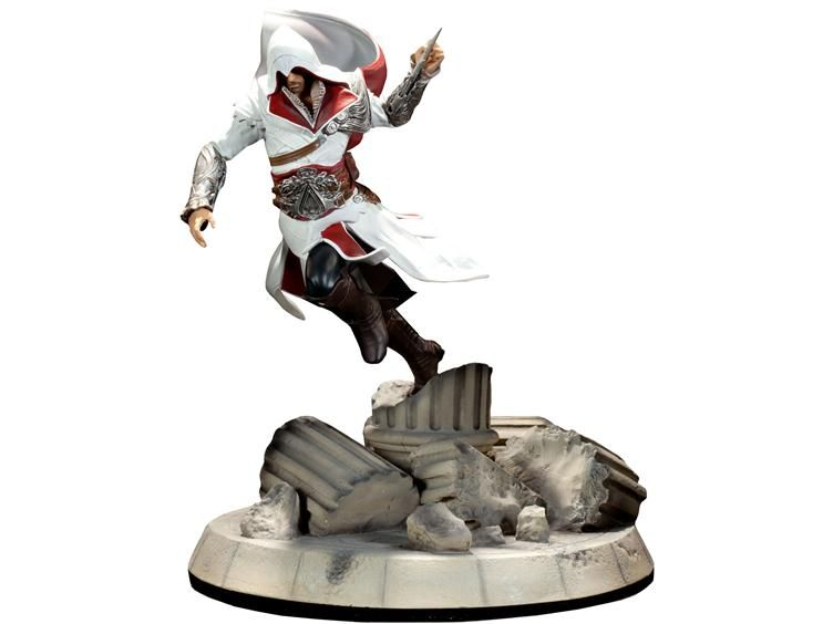 Assassin S Creed Ii 15 Ezio Polystone Resin Statue Ezio S Fury