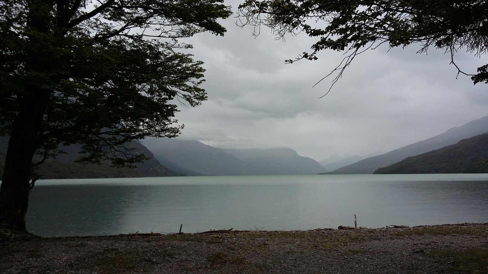 Lago Acigami, Parque Nacional Tierra del Fuego, Argentina