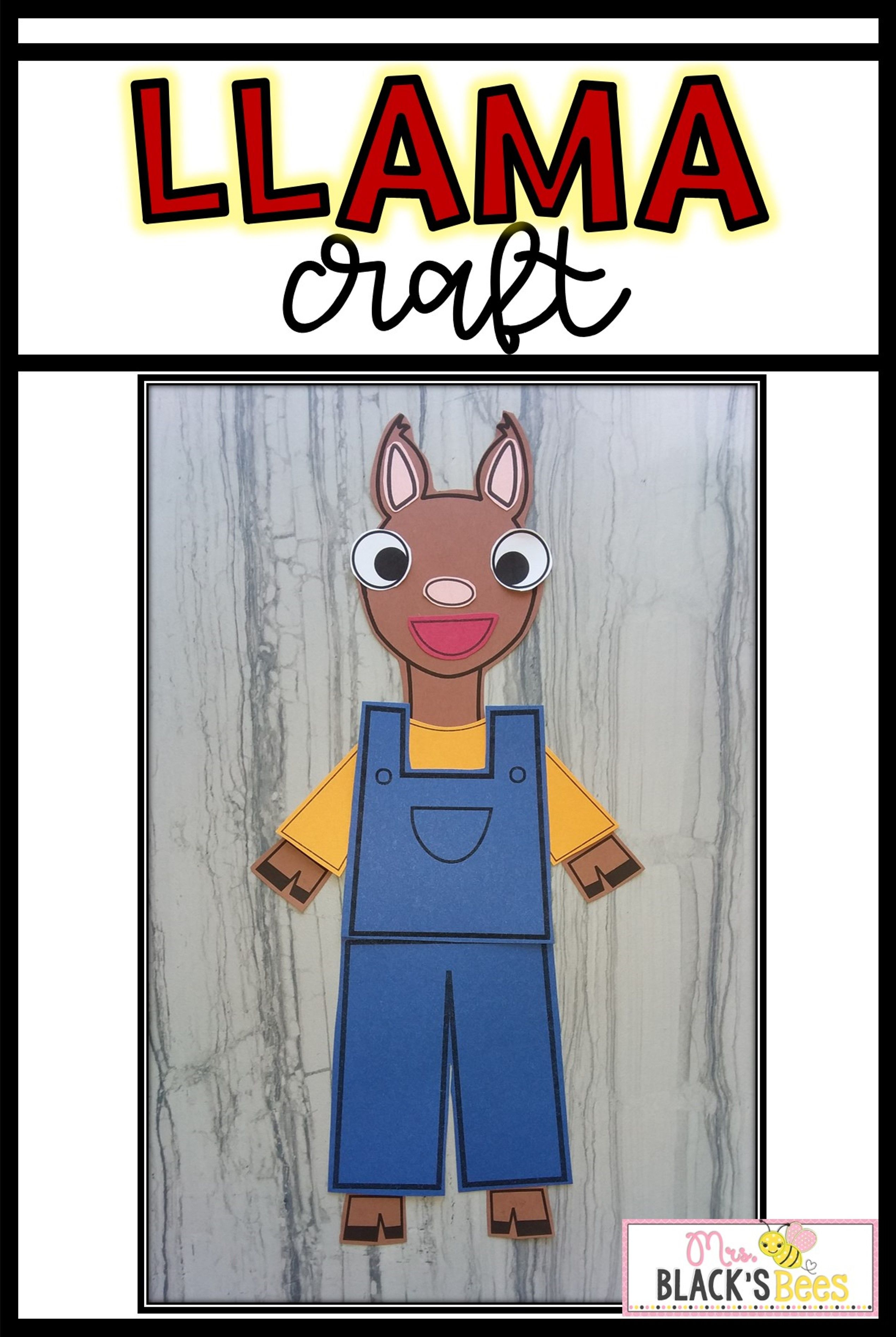 Llama Llama Red Pajama Craft Activities With Images