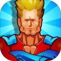 Busy Superhero por vivismile