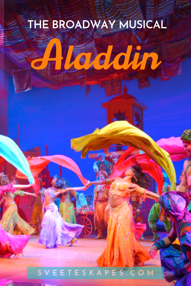 Aladdin The Broadway Musical 2019 Click To Get In The Magic Carpet And Learn Everything About The Disney Musical North Aladdin Disney Aladdin American Tours