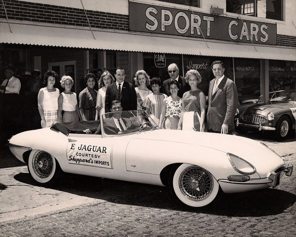 Lost Import Dealership Sheppard's Import Mot Jaguar