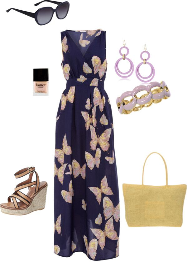 """""""Butterflies"""" by tabbyabby on Polyvore"""