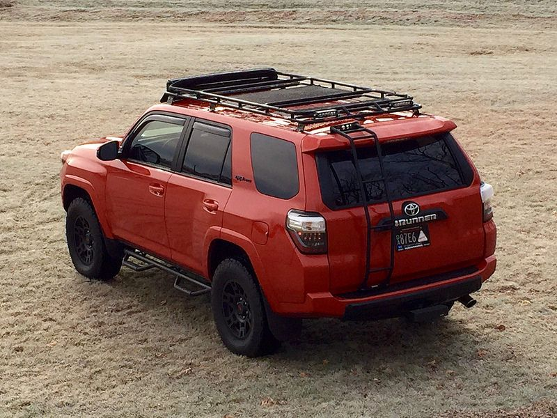 toyota 4runner trd pro light bar TRD PRO Build