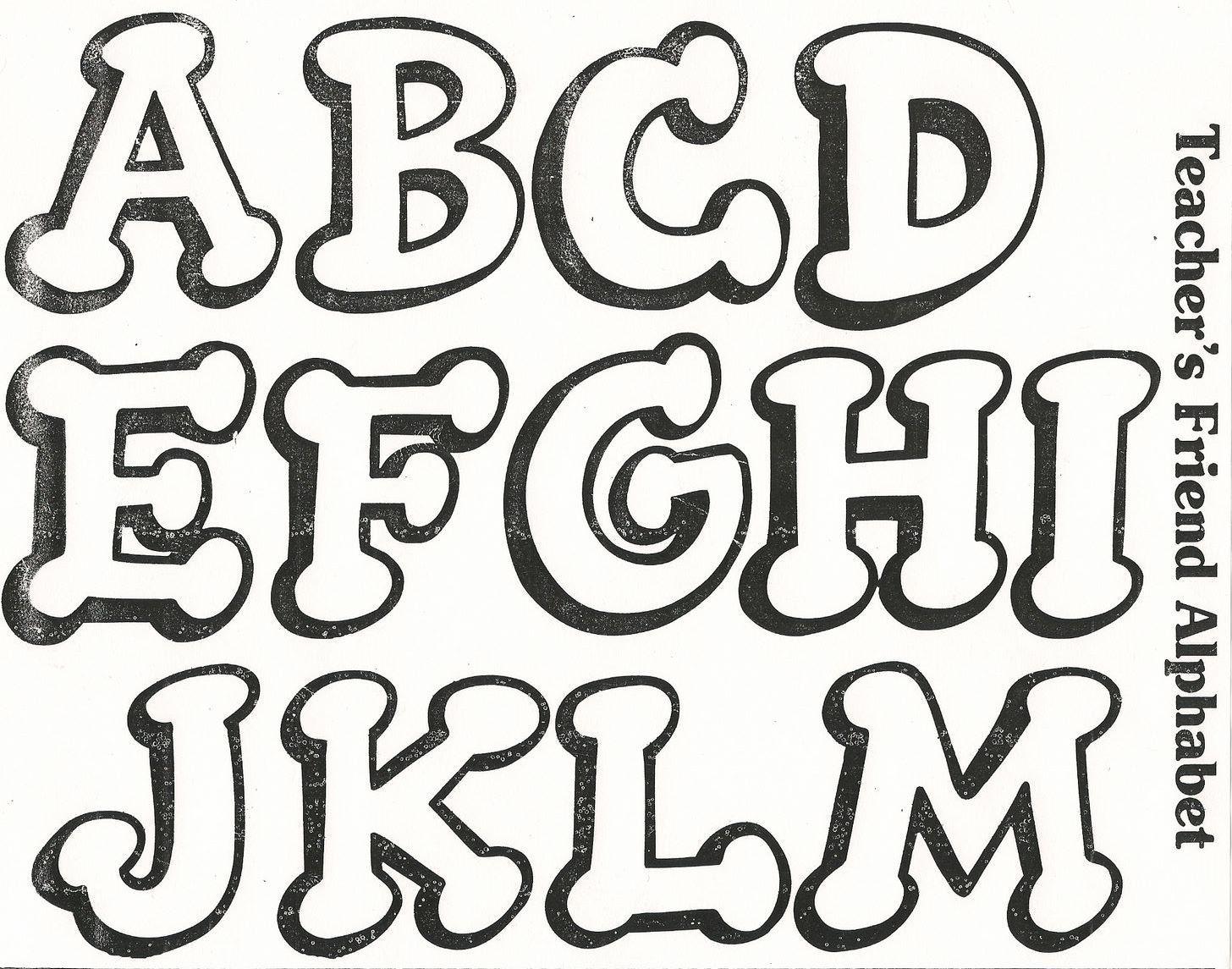 Letra p moldes manualidades pinterest letras molde - Letras decorativas pared ...
