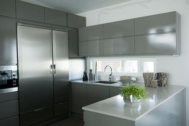 Unelmien projekti - Villa Kivitalo: Keittiötasomateriaalit ja niiden kustannukset