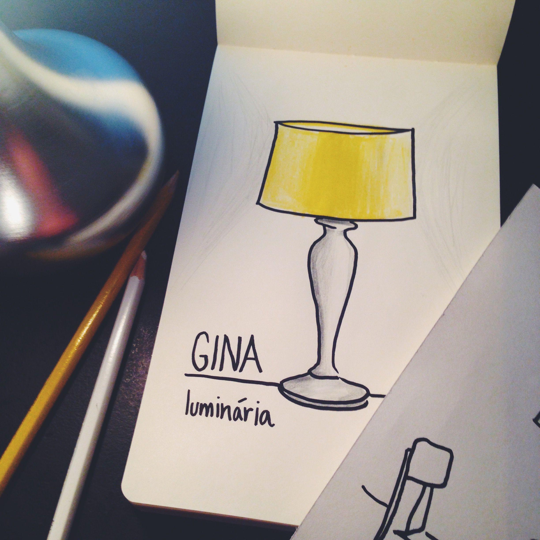 Ler um bom livro antes de dormir só é melhor na companhia de uma bela luminária, né? #TokStok