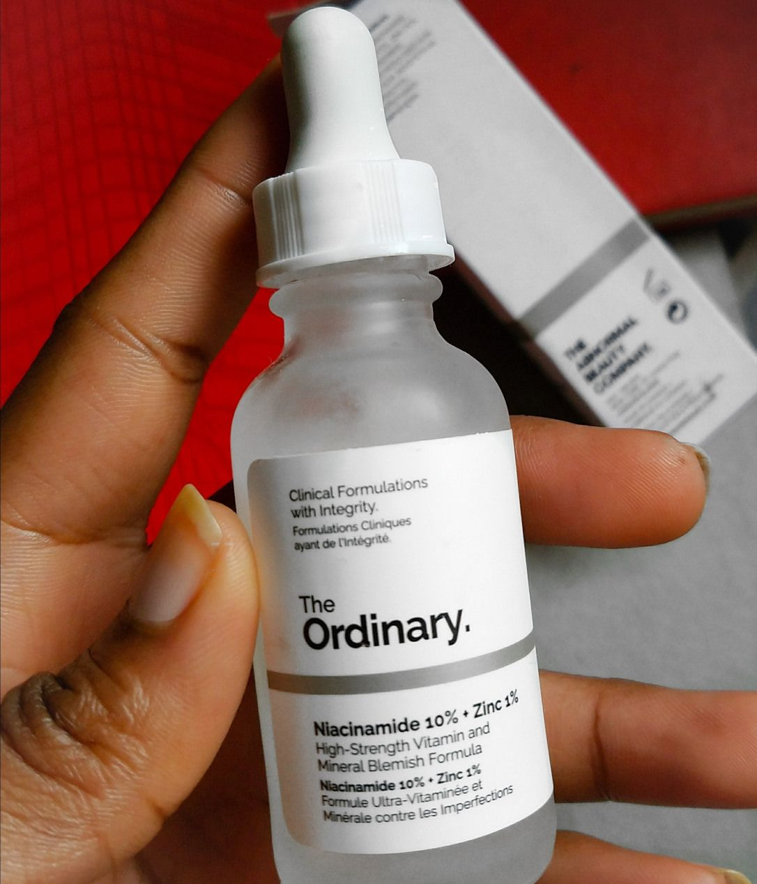 The Ordinary Niacinamide Serum Review Halsadiya Beauty Blog The Ordinary Niacinamide Skincare Facts Skin Care
