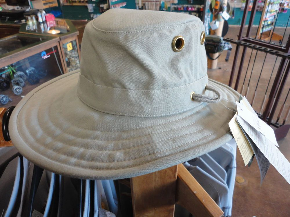 1c3e110c660 Tilley Insect Shield Hat Khol Size 7 Never Worn T4 DUK  fashion  clothing   shoes  accessories  mensaccessories  hats (ebay link)