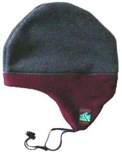 Fleece Hat With Ear Flaps : fleece, flaps