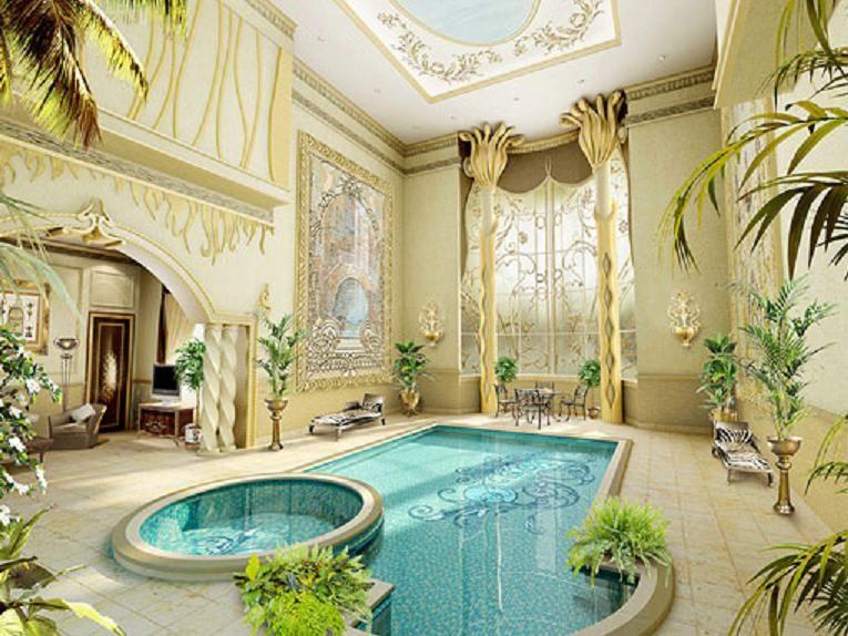 Pin de miriam en decoracion villa de lujo casas de lujo for Casa mendoza muebles villa martelli