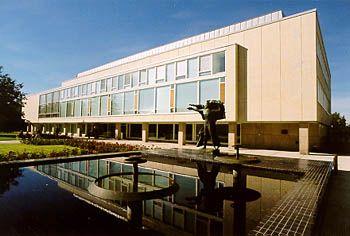 University of Tuku. My own University by Aarne Ehojoki.
