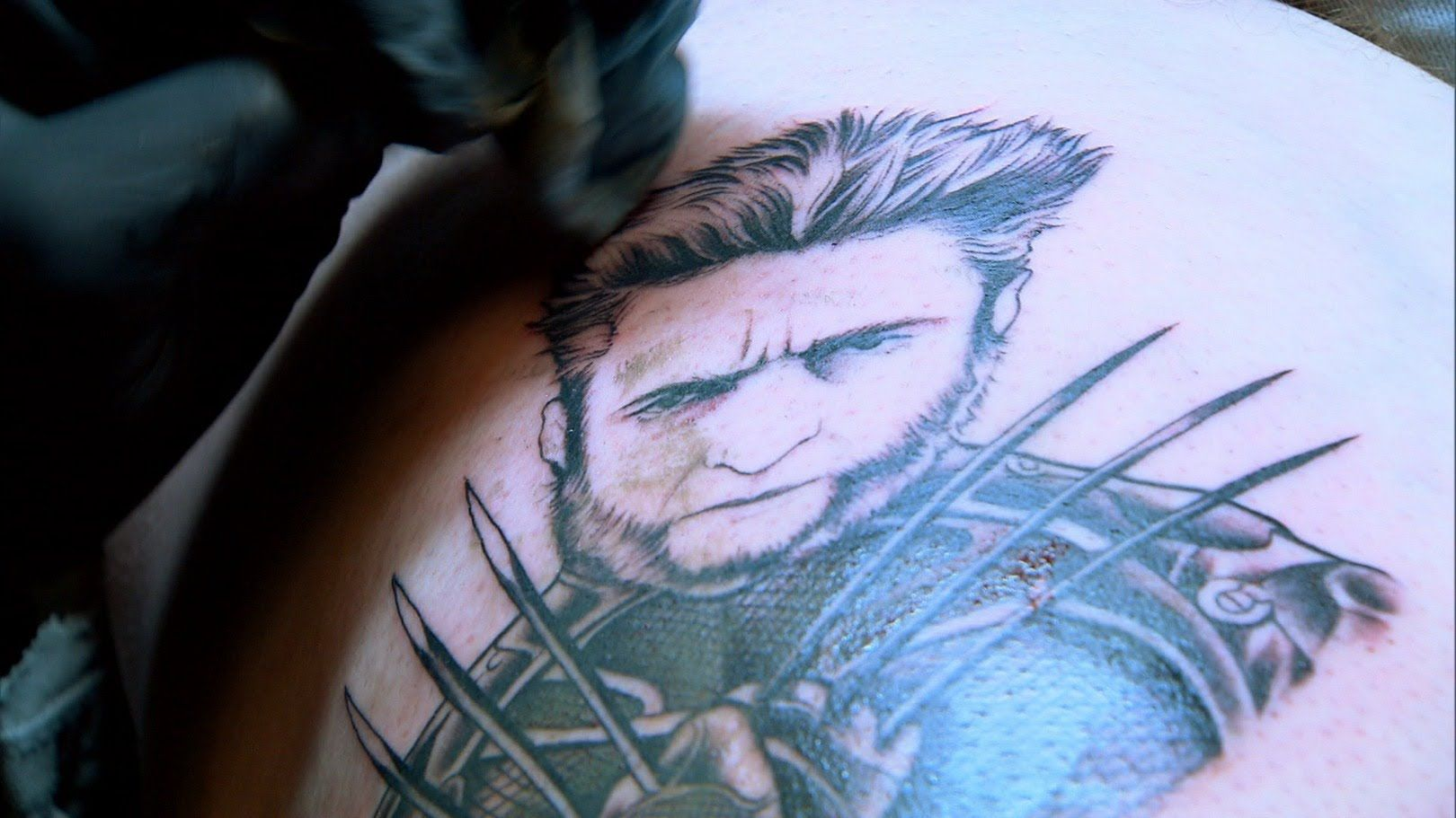 Proportion and Lines... they matter! ) Ink Master Season