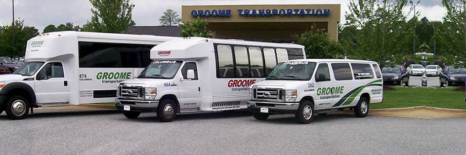 Groome Transportation Macon >> Groome Transportation Provides Shuttle Service From Or To