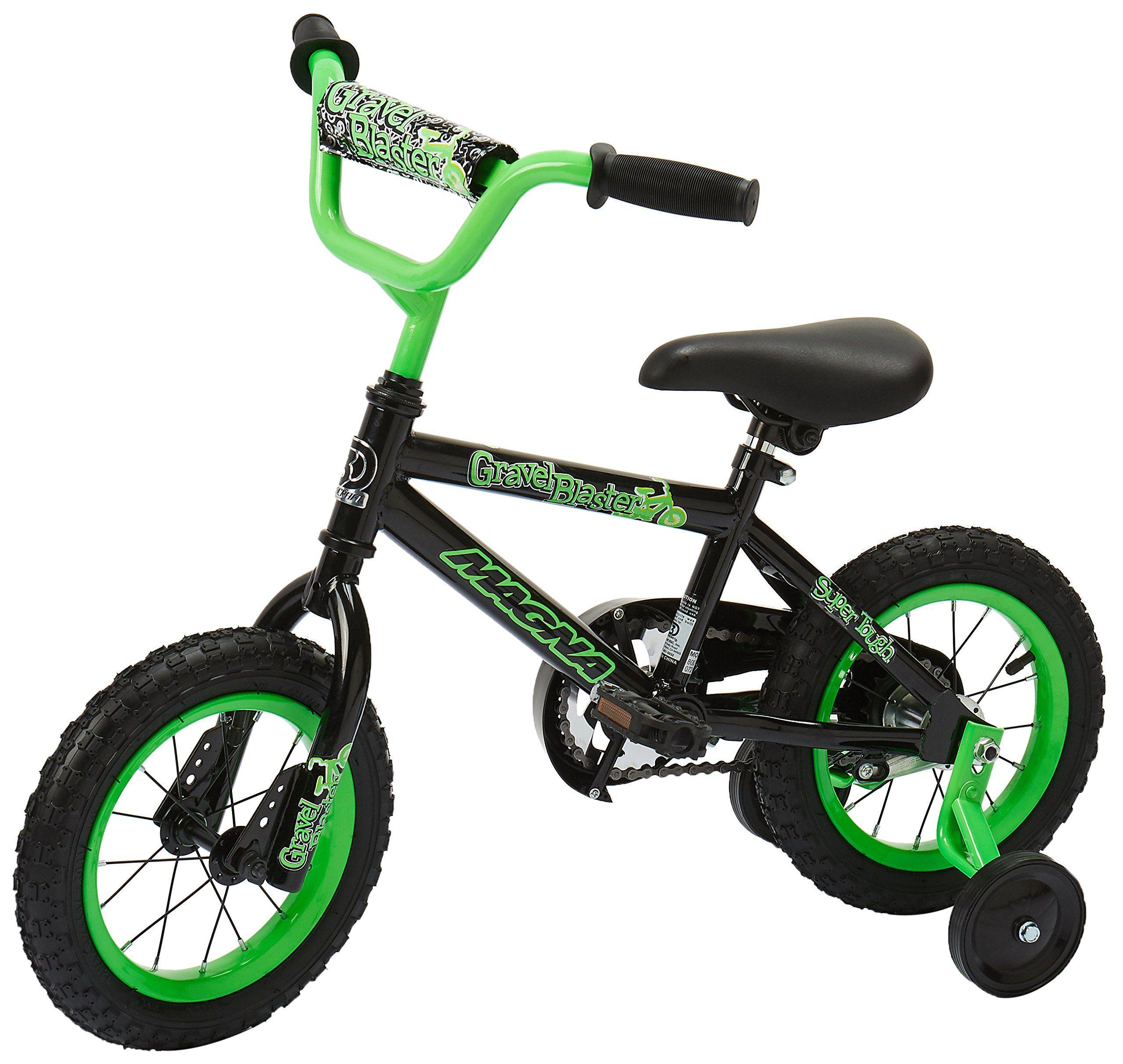 Dynacraft Magna Gravel Blaster Boys Bmx Street Dirt Bike 12 Black