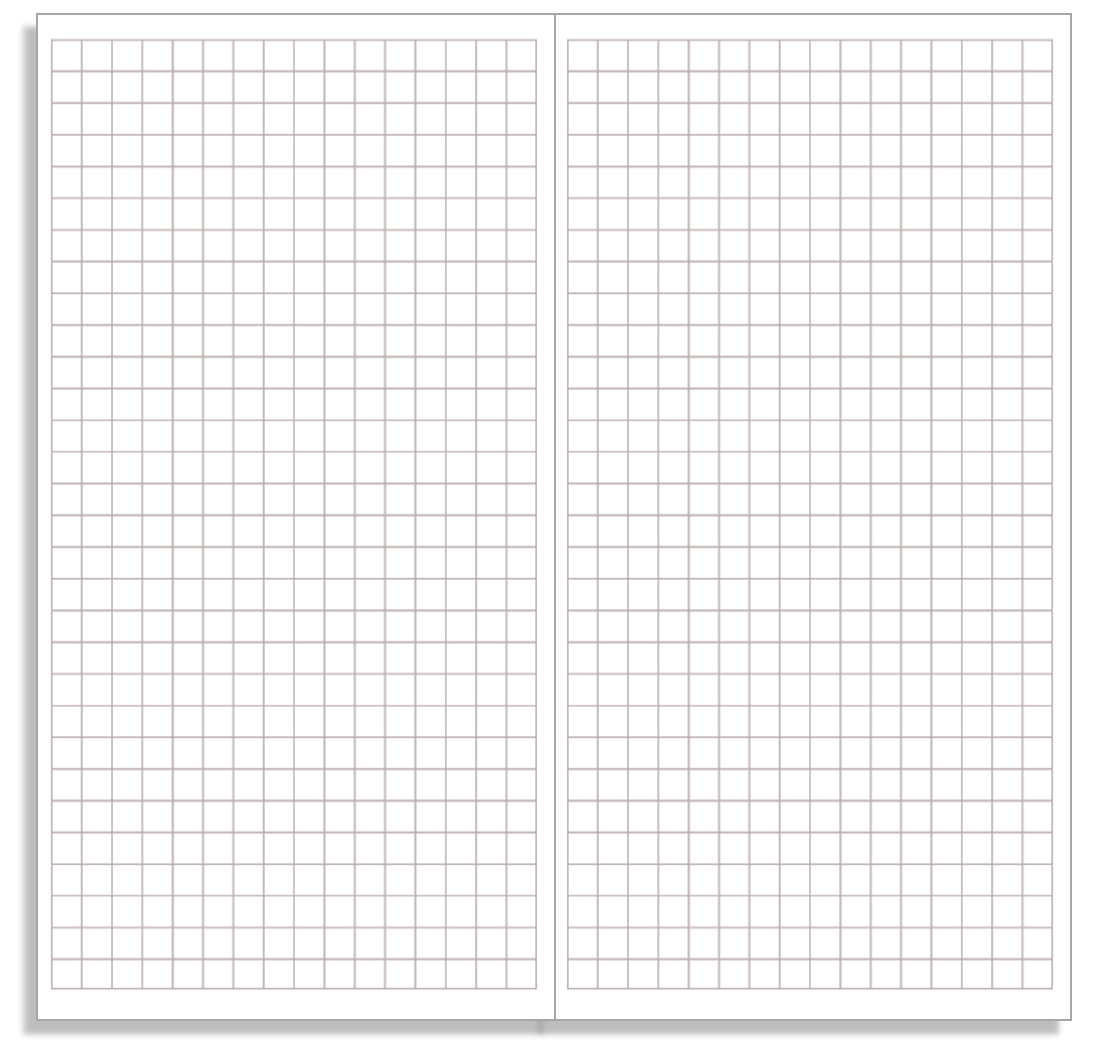Midori insert printable. My Life All in One Place: Print basic ruled ...